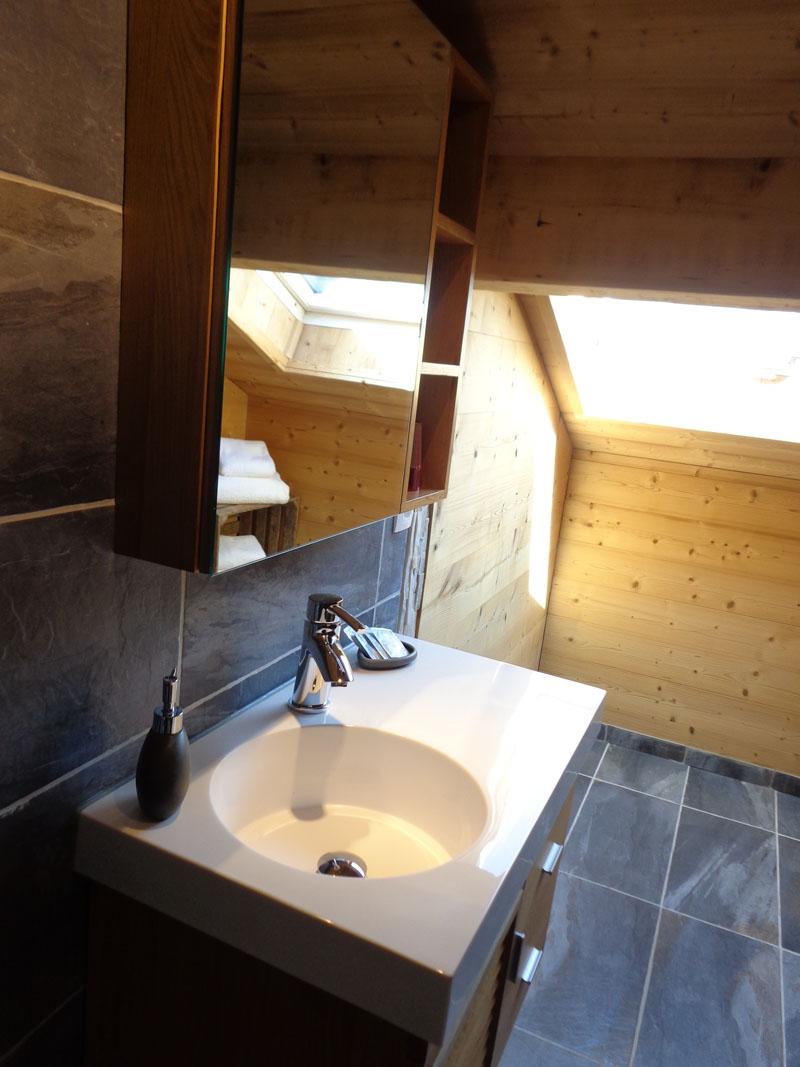 salle-de-bain-chambre-d-hote - Domaine du Fraizier