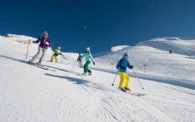 Ski de fond et ski alpin