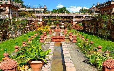 Jardins secrets annecy proche Thônes