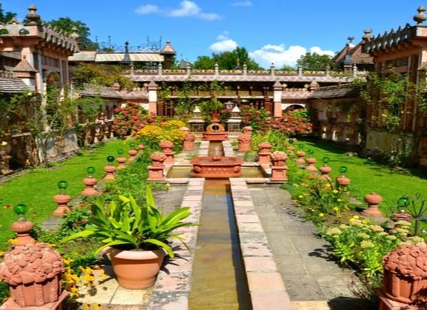 jardins secrets famille rando détente activités vacances printemps automne annecy