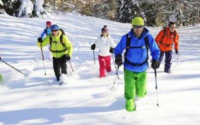 Randonnées, balades raquettes à neige