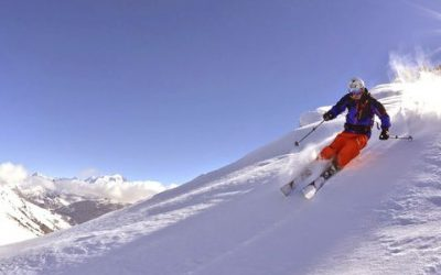 Ski de piste proche Thônes