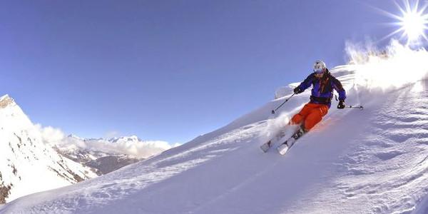 ski piste thônes manigod la clusaz grand bornand location vacances chalet séjour famille